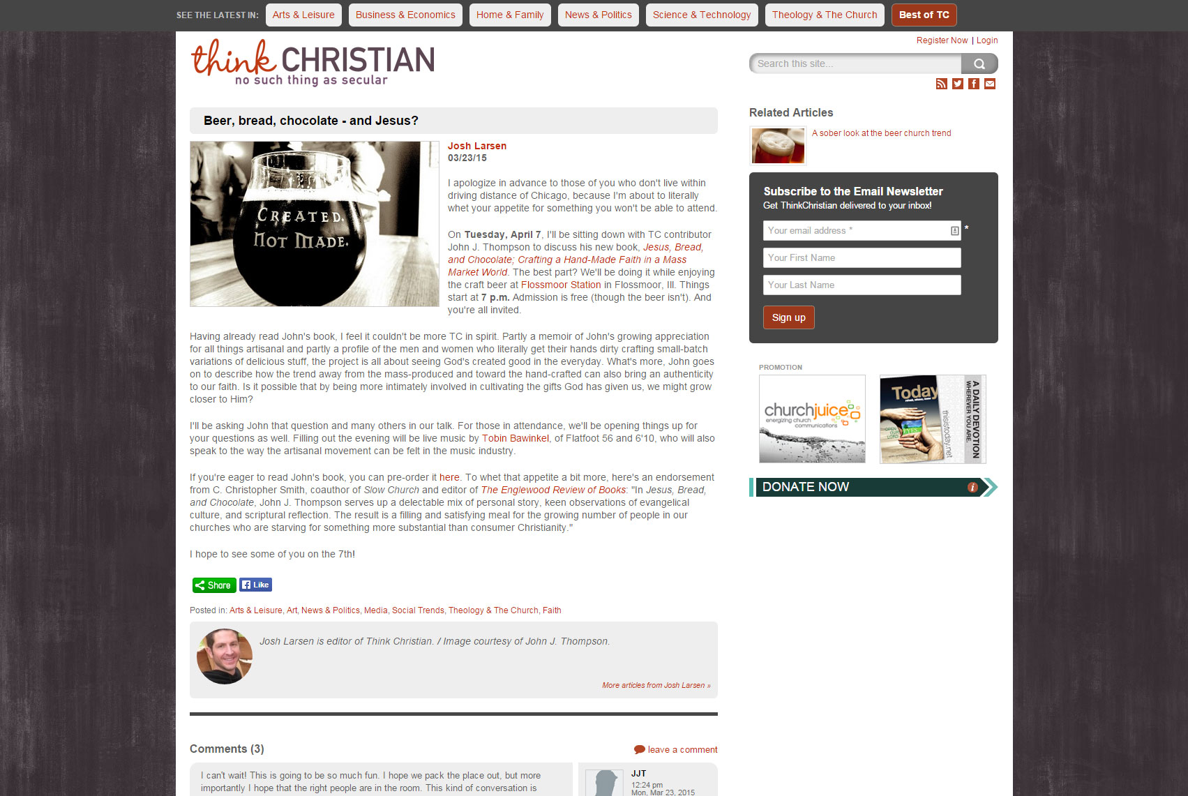 Think Christian