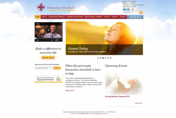 Samaritan Interfaith Counseling Center