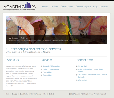 Academic Publishing Services