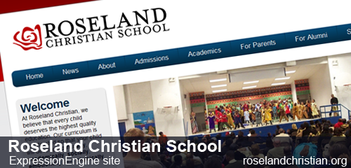 Roseland Christian School preview