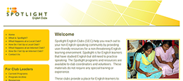 Spotlight English Clubs
