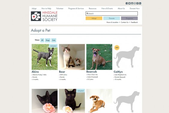 Hinsdale Humane Society