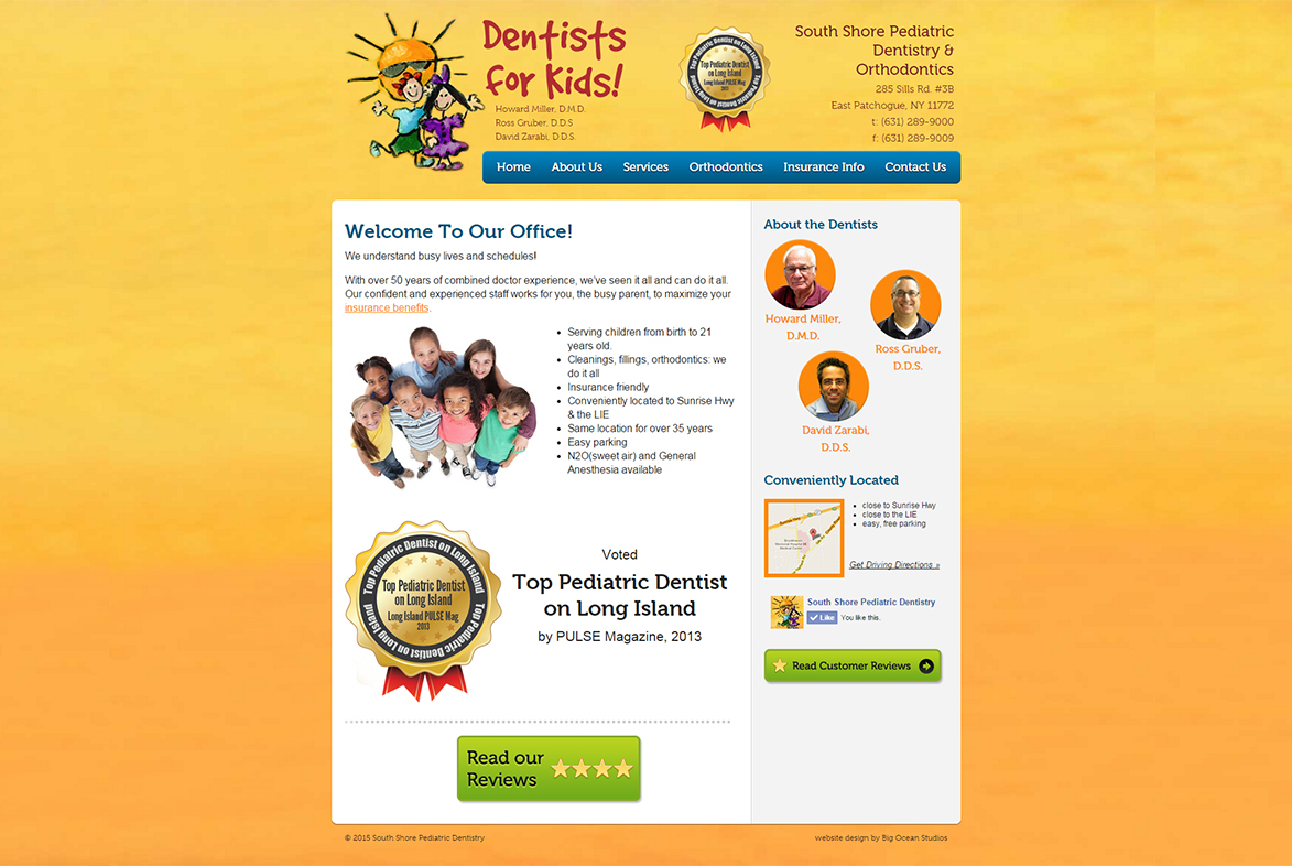 South Shore Pediatric Dentistry