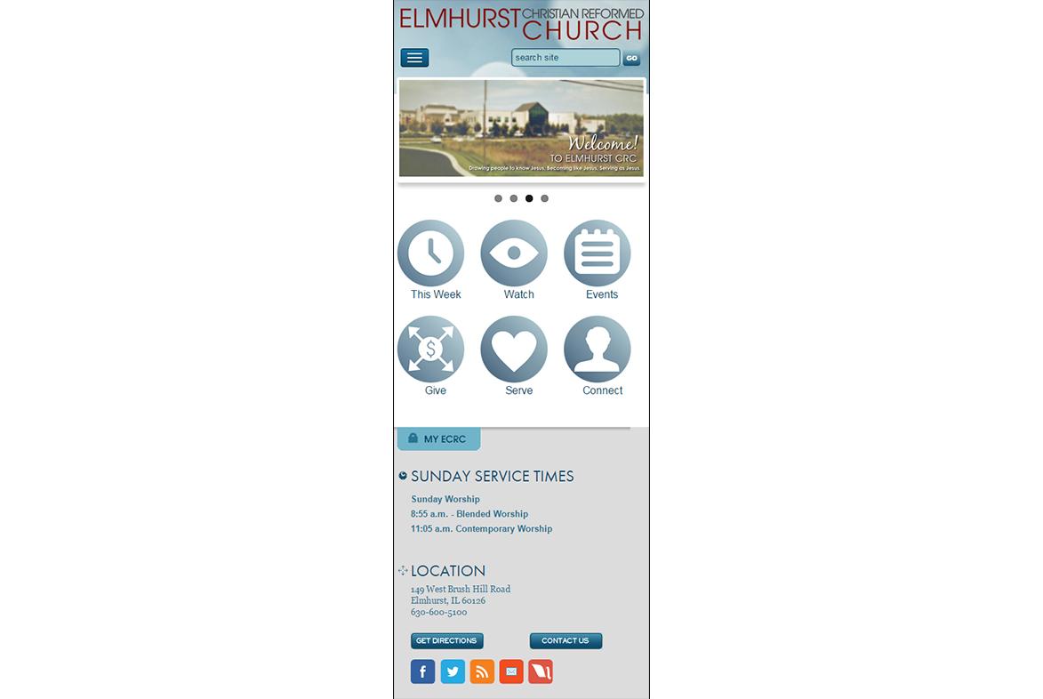 Elmhurst Christian Reformed Church
