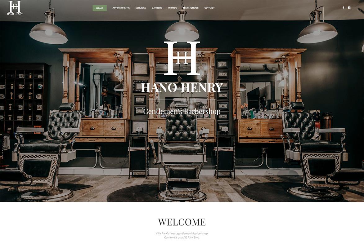 Hano Henry Barbershop
